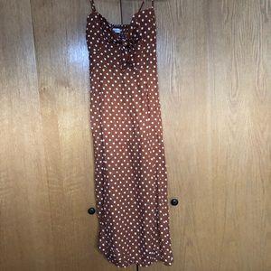 Faithful midi dress
